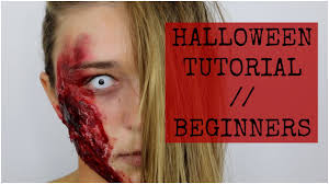 Diy Halloween Makeup Effects by Diy Halloween Tutorial For Beginners Shani Grimmond Youtube