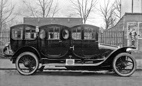 first car ever made strange olde french limousine the triples berline 1910