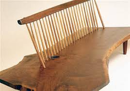Modern Furniture Bench Nakashima Two New Shows Celebrate Famed Modern Furniture Makers