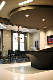 High End Reception Desks High End Commercial Office Space Custom House 4th Floor