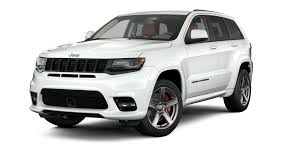 silver jeep grand cherokee jeep grand cherokee srt luxury performance suv