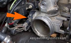 ford mustang throttle part 1 how to test the 3 8l ford mustang throttle position sensor