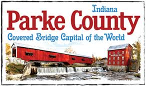 bridges of county map parke county home