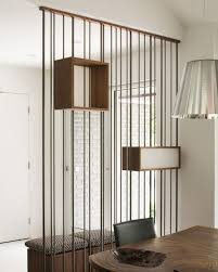 wall dividers home design 85 surprising half wall room dividers