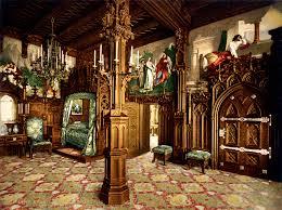 Schlafzimmer Fotos Schlafzimmer U2013 Schloss Neuschwanstein U2013 Ein Traum Im Gotischen