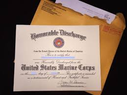 honorable discharge certificate are you missing records i got replacements for no cost