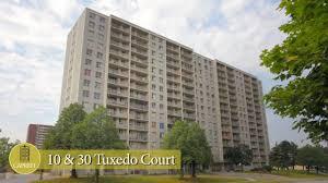 scarborough apartments for rent video 10 tuxedo court youtube