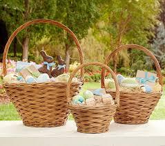 wicker easter baskets sabrina easter baskets pottery barn kids easter