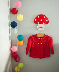 guirlande chambre enfant la chambre bébé moderne de chambres bébé et