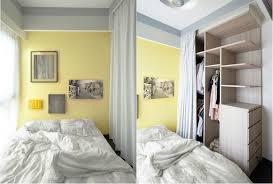 die richtige farbe f rs schlafzimmer kleine räume farblich gestalten wandfarbe und möbel