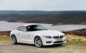 bmw white car white bmw z4 in 2011 car hd wallpapers