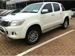 toyota for sale 2012 2012 toyota hilux 3 0d4d auto for sale on auto trader south africa