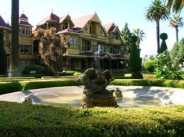 winchester mystery house in san jose ca beautiful on the outside