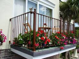 Banisters Flowers 21 Green Ideas For Beautiful Balcony Decorating With Flowers