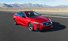 2018 infiniti q50 photos and info news car and driver