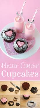 personalised chocolate cupcakes valentines day gifts sweet heart cupcakes cupcake heart and sweet hearts