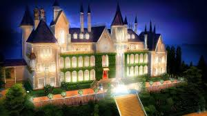 gatsby mansion the sims 4 great gatsby s mansion l speed build youtube