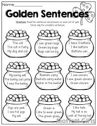 complete and incomplete sentences worksheet worksheets