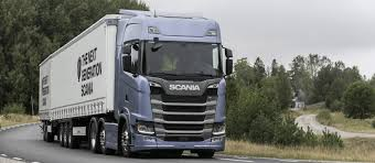 scania u0027s new truck generation fuel efficiency reaching new
