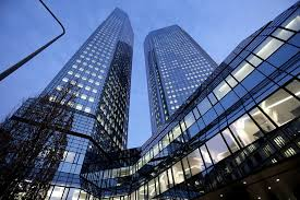 deuts che bank deutsche bank now has 2 057 investment bankers earning an average