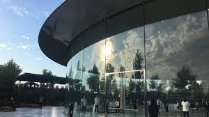 here u0027s our first look inside apple u0027s new campus the verge