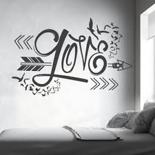 Beautiful Wall Stickers For Room Interior Design Beautiful Wall Decal Arrow Design From Levinyl On Etsy Levinyl