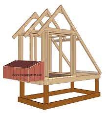 Jack And Jill Chair Plans by Chicken Coop Plans Design 1 Construct101