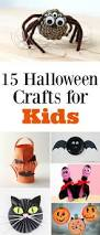 15 halloween crafts for kids adorable spooky projects for