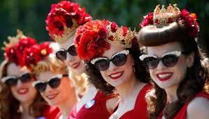 royals hats and more at the royal ascot