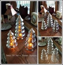 mercury glass tree craft hometalk