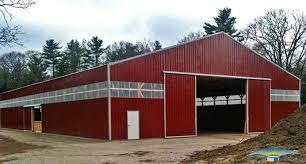 hoop barns for horses barn decorations