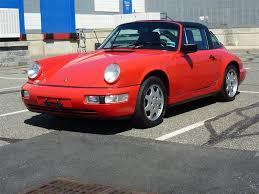 1990 porsche 911 red 1990 porsche 911 carrea 2 targa corsa motors