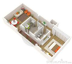 3d apartment design stun designs shown with rendered 3d floor