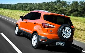 ford ecosport first drive motor trend