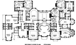 mansion plans 23 wonderful mansion floor plans house plans 70043