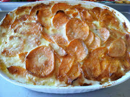 a taste of home cooking thanksgiving recipes yam gratin with gruyere