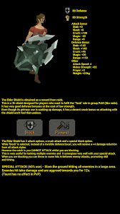 Osrs House Styles Suggestion Elder Shield A 2h Shield For Dedicated Tanks 2007scape