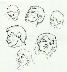 tutorial menggambar orang dengan pensil teknik menggambar sketsa wajah teknik menggambar