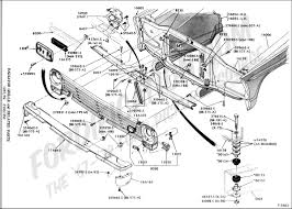 ford truck technical drawings and schematics section d frame