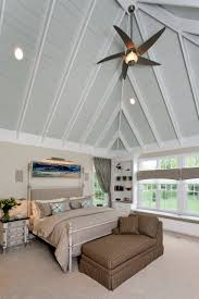 High Window Seat - bedroom design breezy bedroom with high ceiling and modern