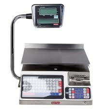 tor rey lsq 40l 40 lb digital price computing scale with thermal