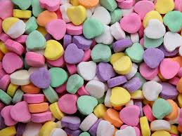 valentines day candy hearts 14 s day facts