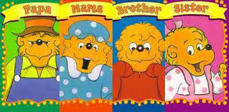 the berenstain bears by the berenstain family u2013 the green onion blog