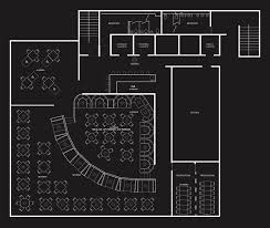 Italian Restaurant Floor Plan How To Create A 3d Architecture Floor Plan Rendering Vray Material