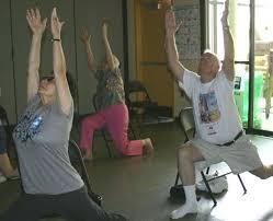 Armchair Yoga For Seniors 249 Best Chair Yoga Regular U0026 For Seniors Images On Pinterest