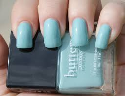 princess polish swatch and review butter london poole and champers