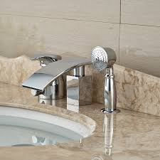 Waterfall Tub Faucet Compare Prices On Tub Faucet Diverter Online Shopping Buy Low