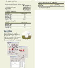 mitutoyo laser scan micrometer lsm 503s 012 1 18
