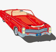 cartoon convertible car red convertible car cartoon royalty free stock photography image