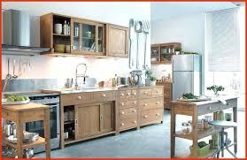 meubles cuisine ind endants meuble de cuisine en bois meuble cuisine bois et zinc pour